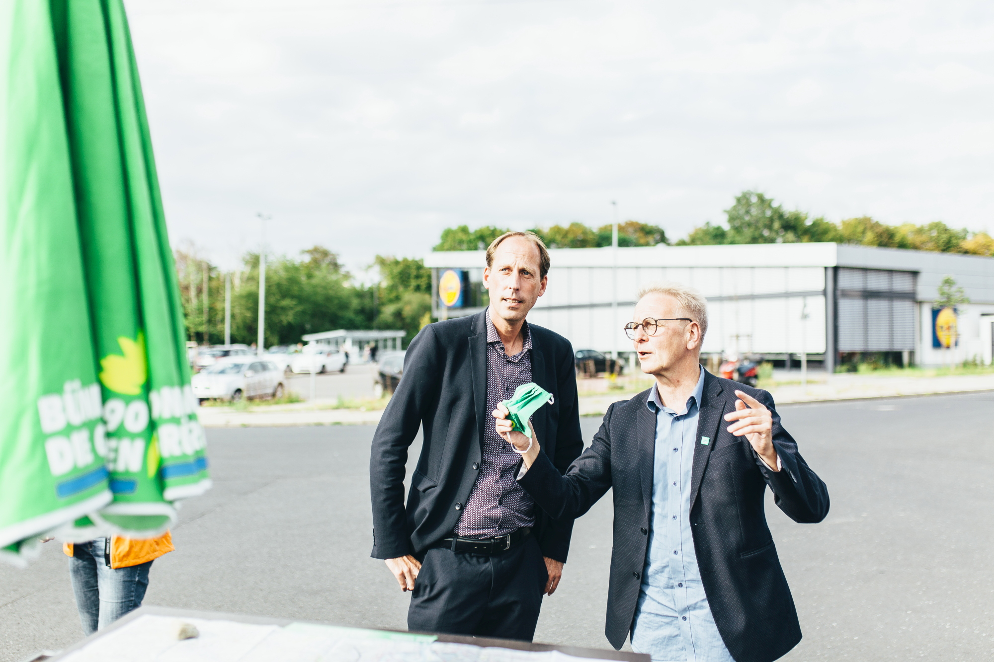 Engstfeld und Tönnes wollen Radschnellweg Ratingen – Düsseldorf