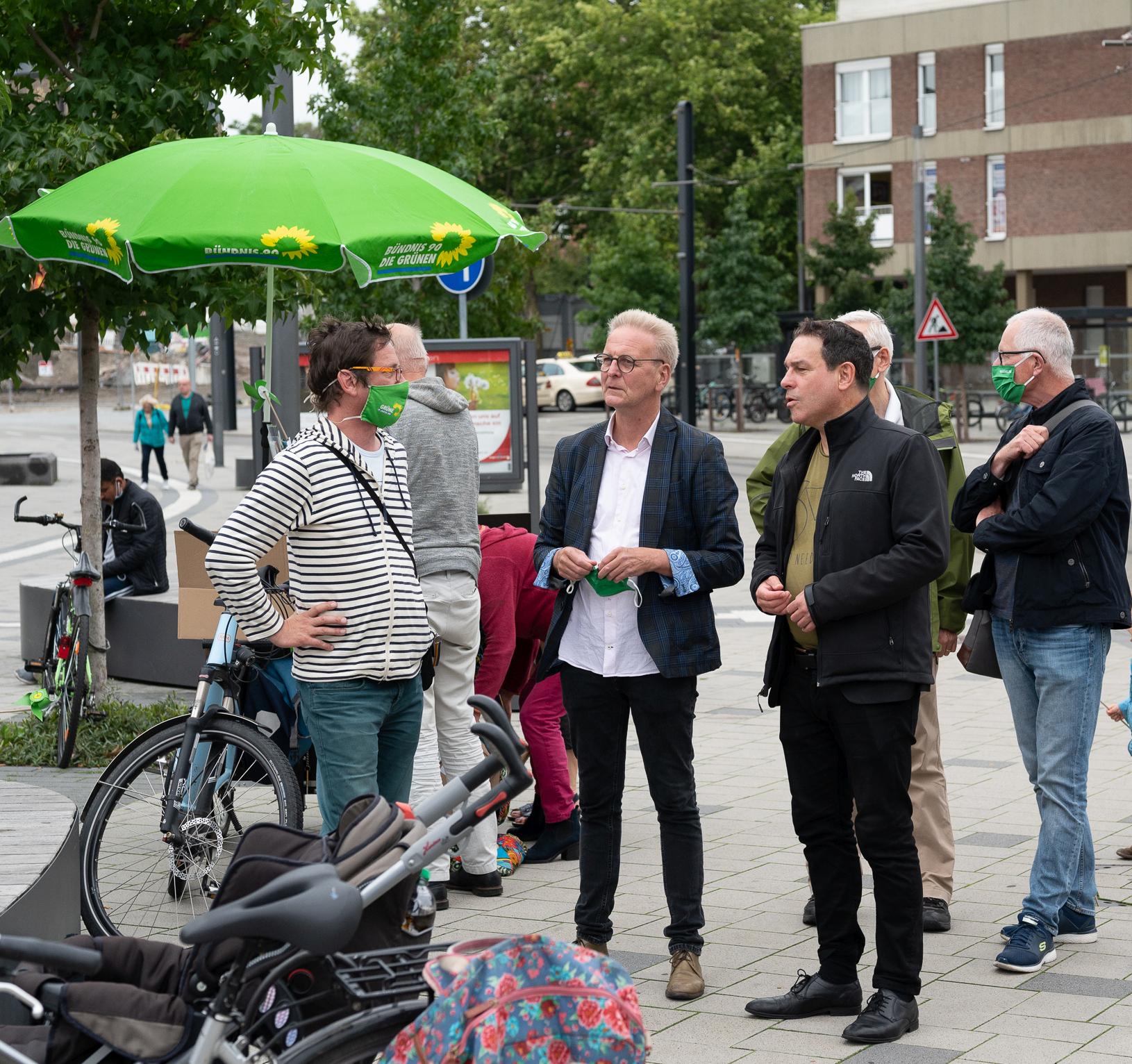 GRÜNE: Kreise Mettmann und Neuss mit Stadt Düsseldorf zu VRR-Preisstufe A vereinen