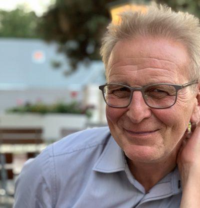 Martin Tönnes, Bürgermeisterkandidat der Grünen Ratingen